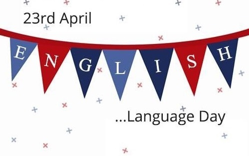 International English Language day!!