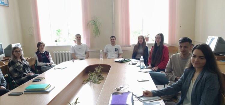 Захист навчальної перекладацької практики студентів 3 курсу групи Fil1-B18 спеціальності 035 Філологія. Германські мови та літератури (переклад включно)